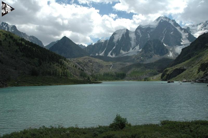 Верхнее Шавлинское озеро