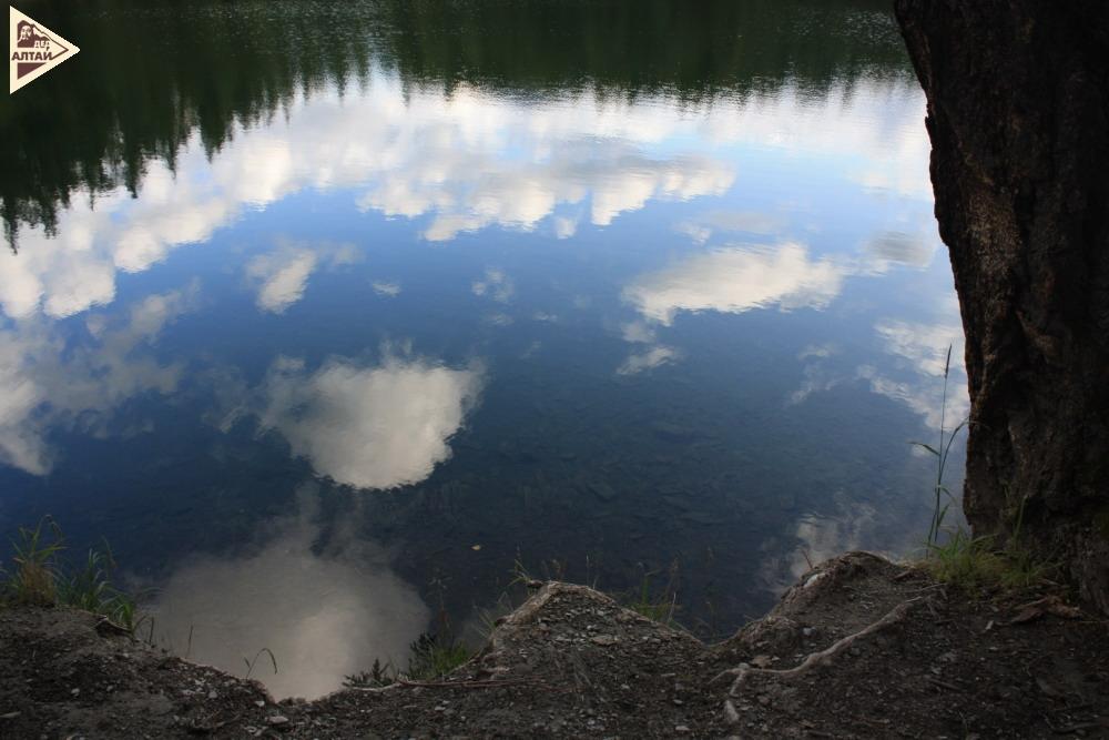 озеро Арыгем